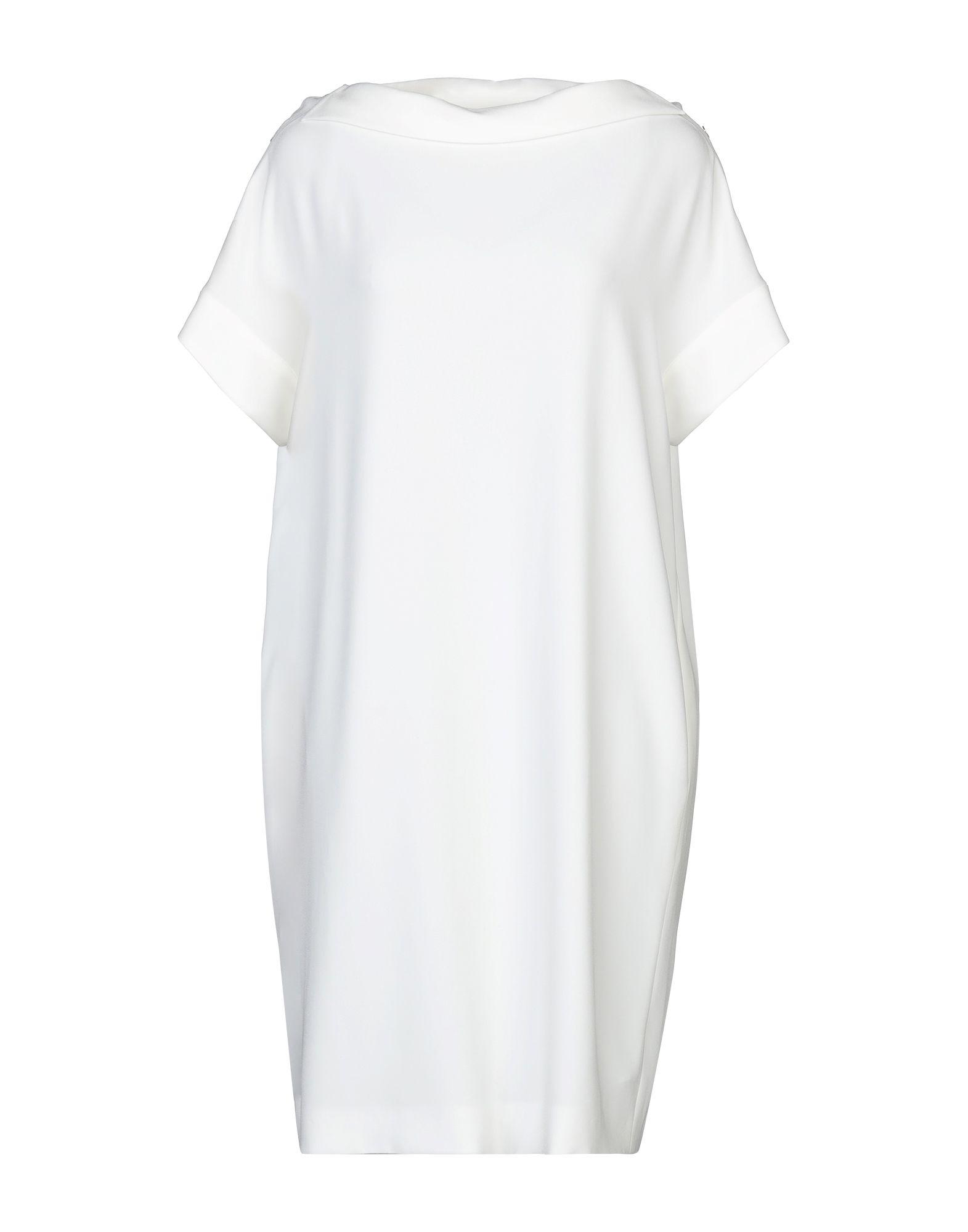 ESCADA Короткое платье платье escada sport платья и сарафаны мини короткие