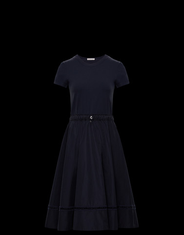 KLEID Dark blue Anzuge Damen