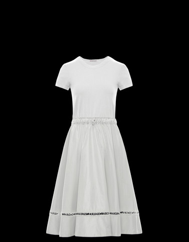 DRESS White Dresses Woman
