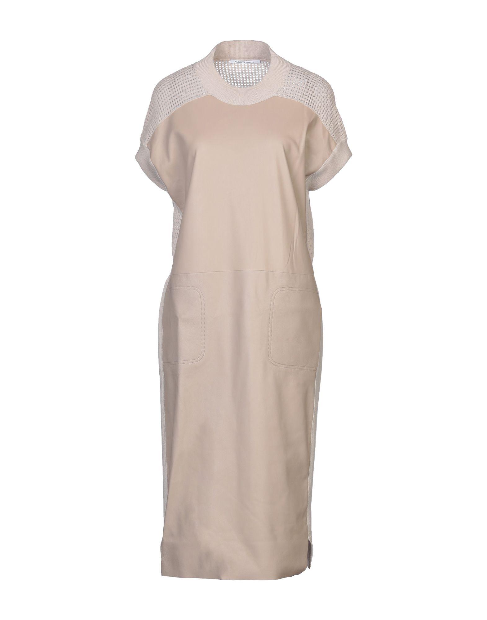 AGNONA Платье до колена