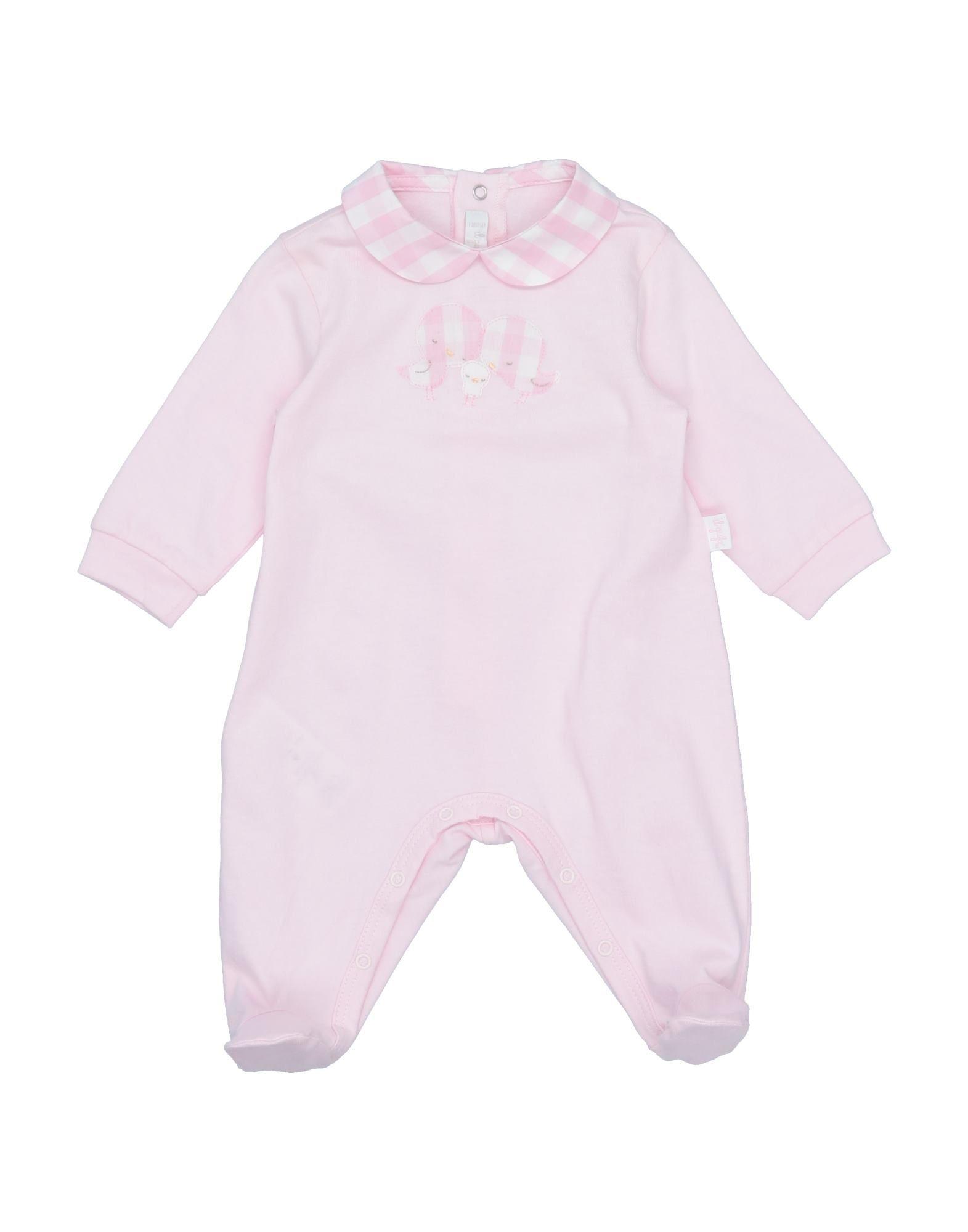 YOOX.COM(ユークス)《セール開催中》IL GUFO ガールズ 0-24 ヶ月 乳幼児用ロンパース ピンク 9 コットン 100%