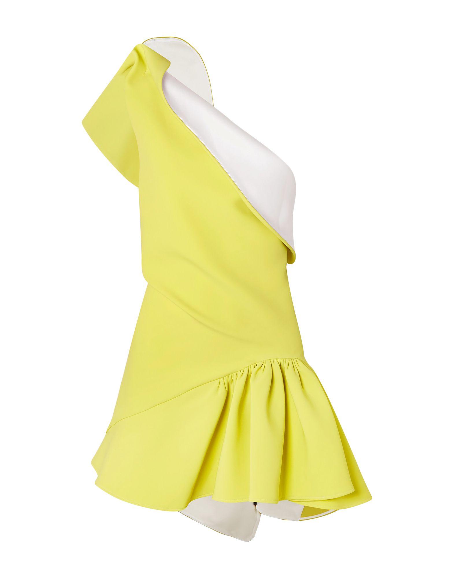 MATICEVSKI Короткое платье maticevski бюстье