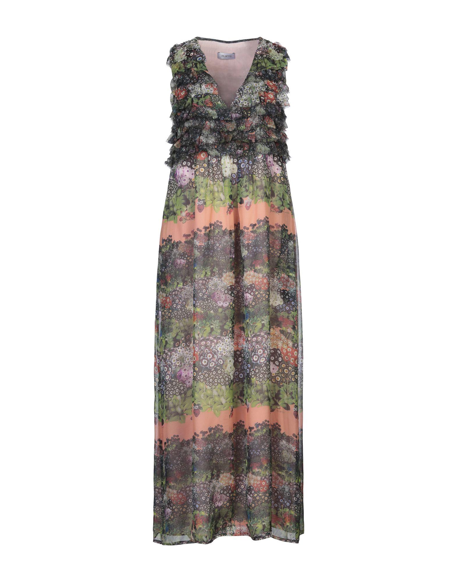 AILANTO Длинное платье