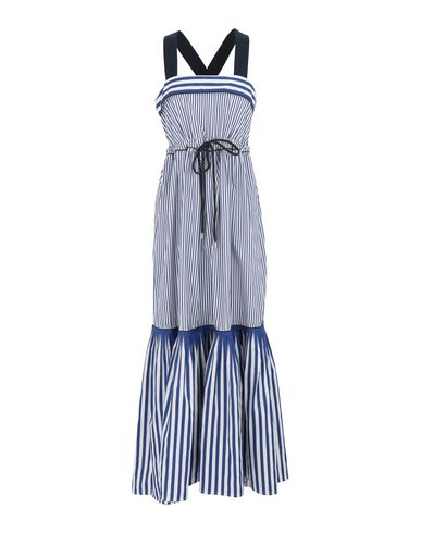 Длинное платье Hilfiger Collection