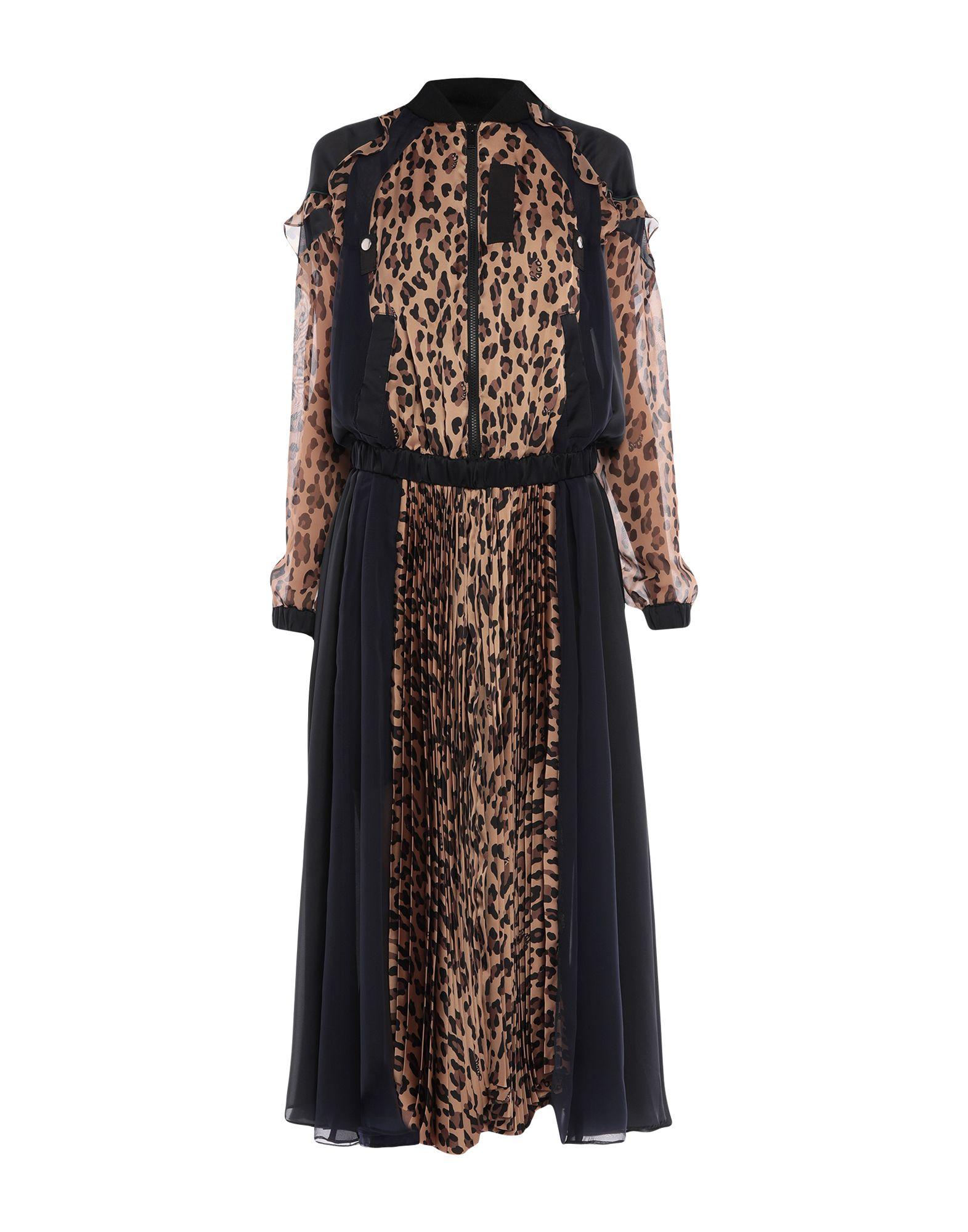 SACAI Длинное платье
