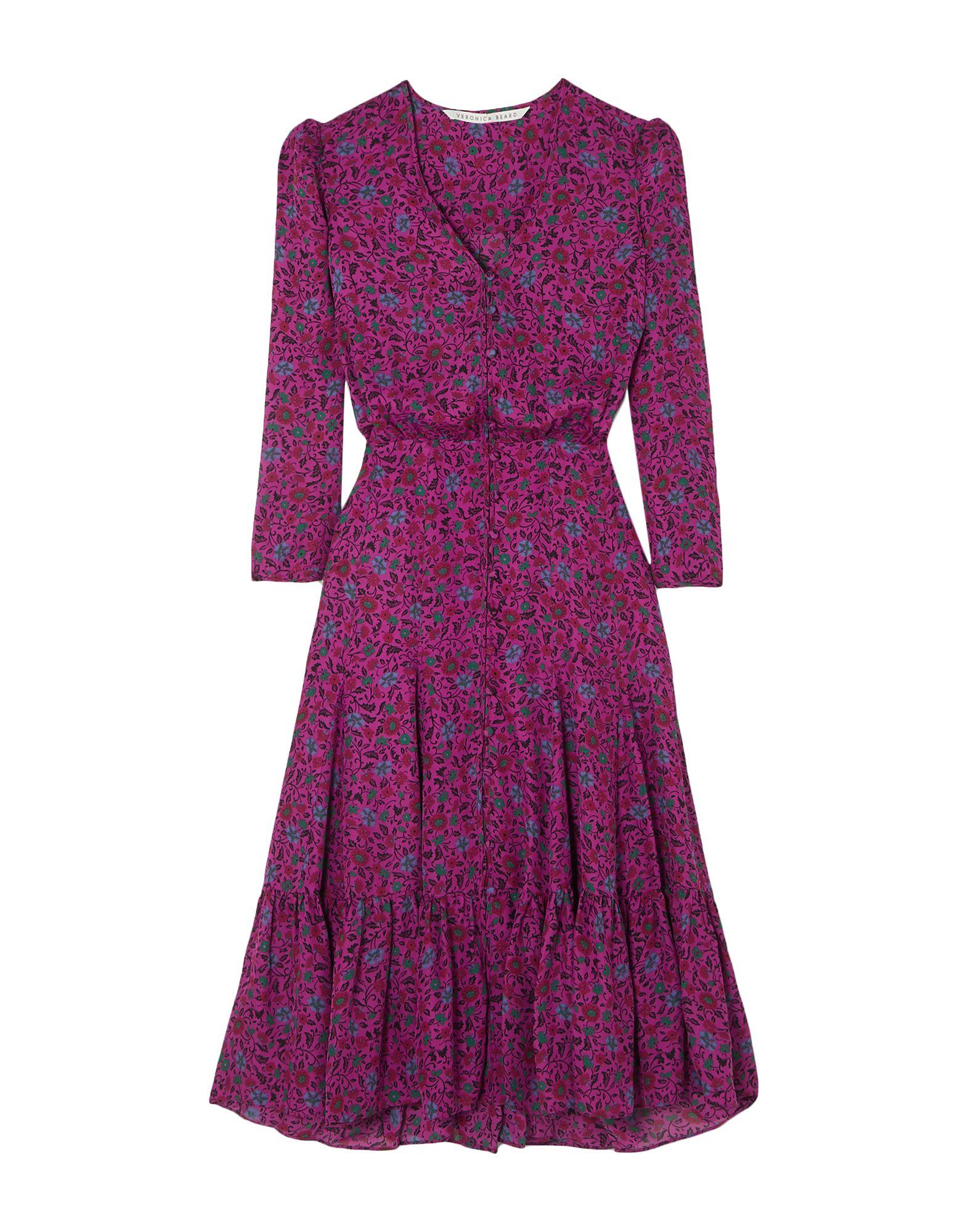 VERONICA BEARD Платье длиной 3/4 vionnet платье длиной 3 4