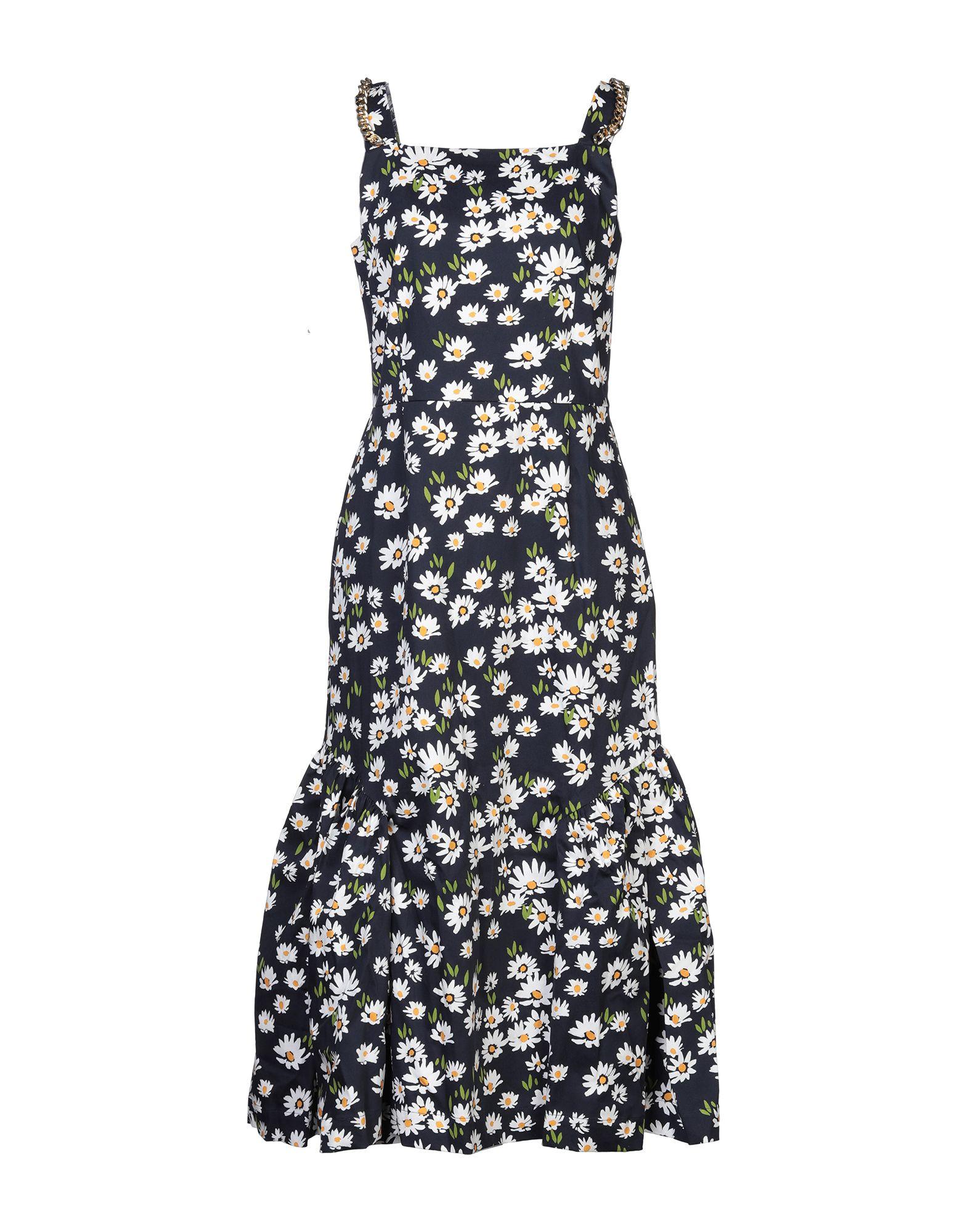MOTHER OF PEARL Платье длиной 3/4 шторы для комнаты blackout комплект штор блэкаут софт b531 2 морская волна 200 270 см