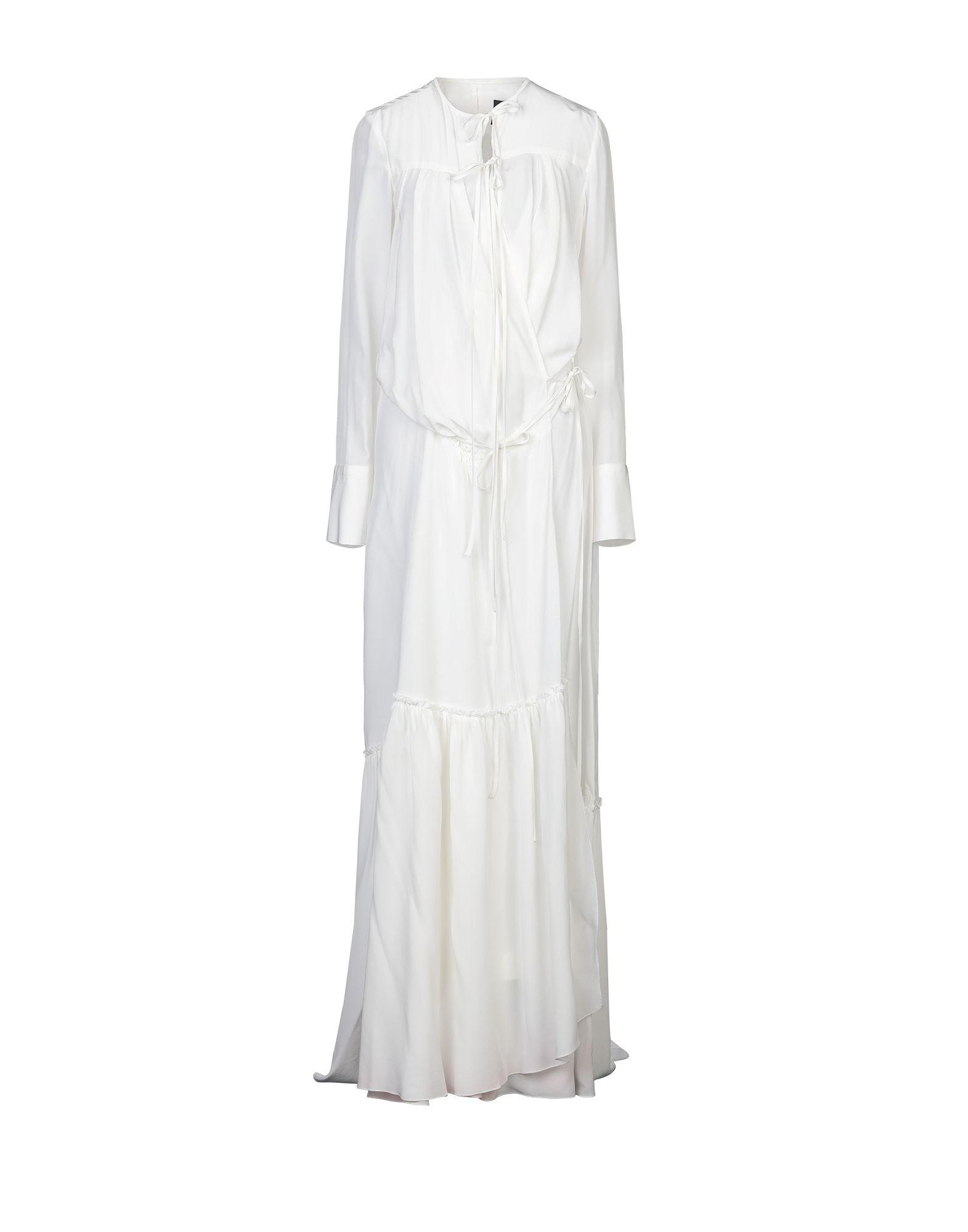 VERA WANG Длинное платье платья mari vera платье