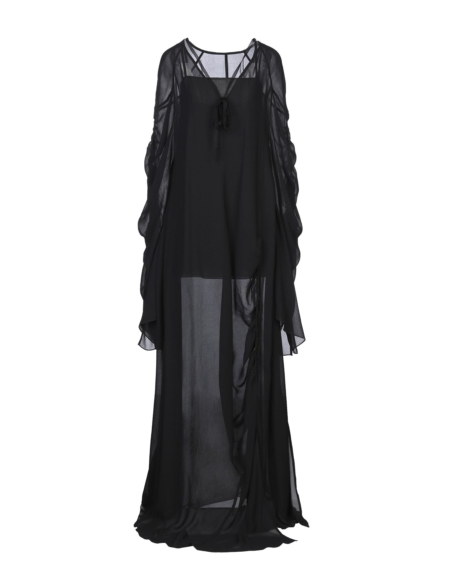 VERA WANG Длинное платье фото
