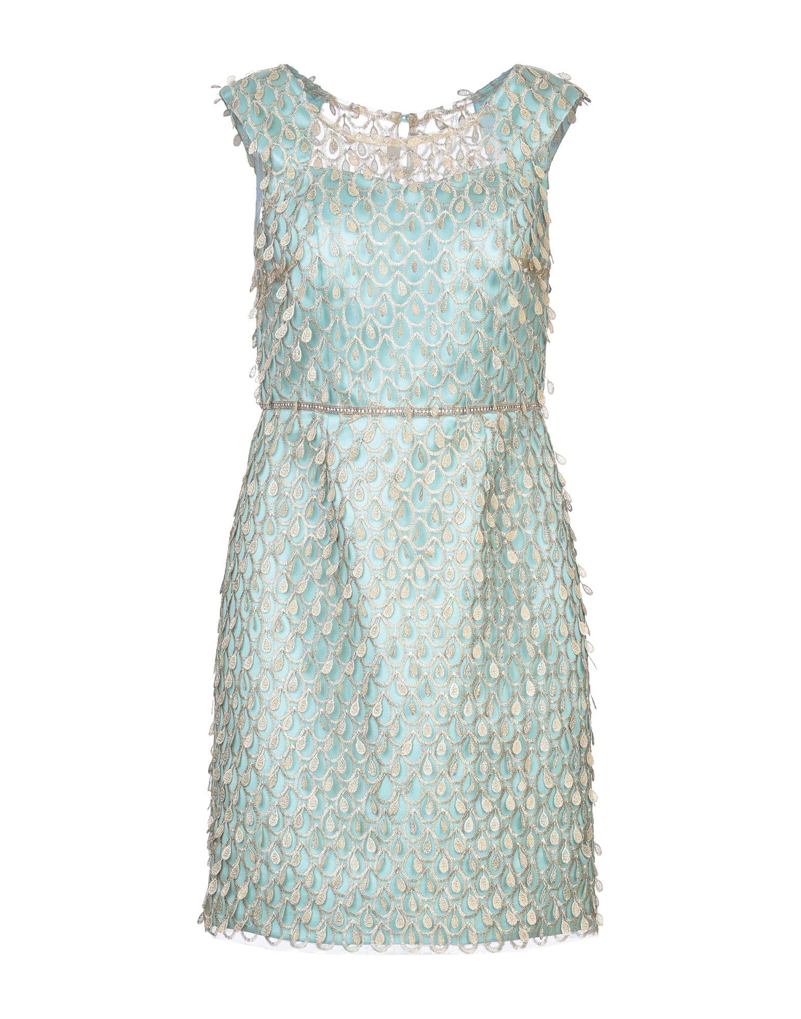 EVASSÉ Короткое платье evassé комплект