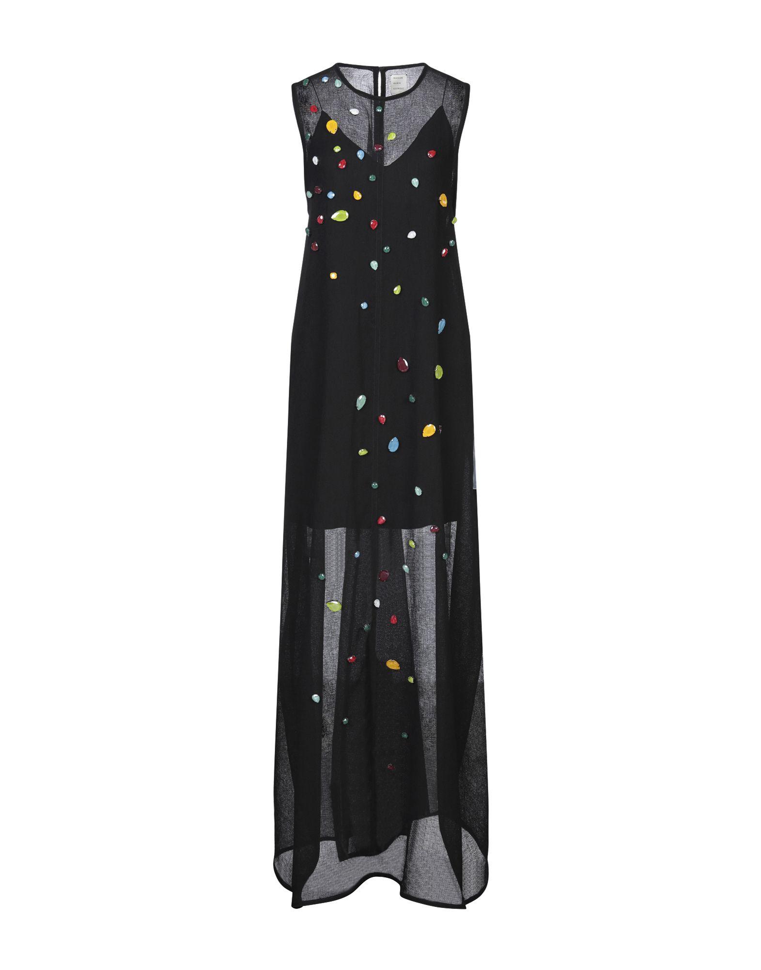 MAISON RABIH KAYROUZ Длинное платье maison rabih kayrouz блузка