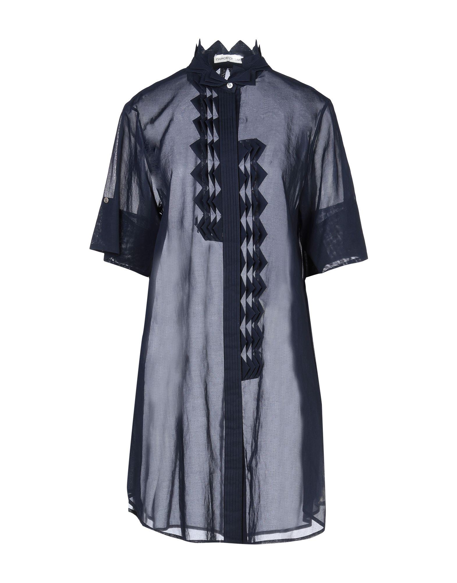 TSUMORI CHISATO Короткое платье
