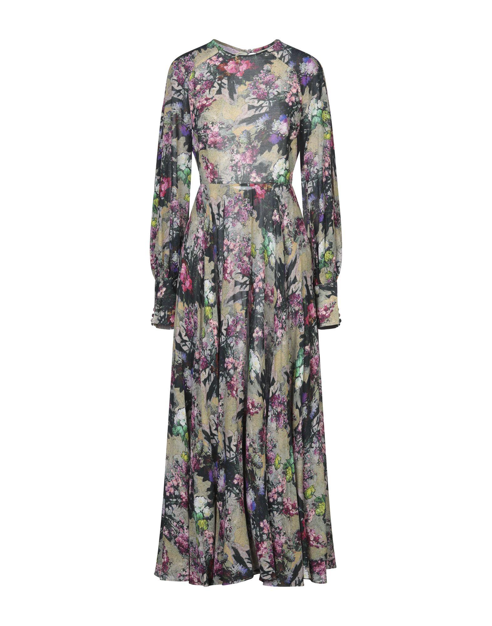 ROTATE BIRGER CHRISTENSEN Длинное платье