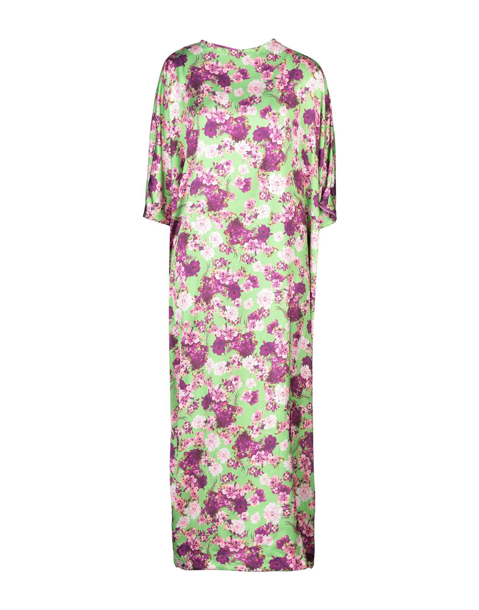 GIOVANNA NICOLAI Длинное платье