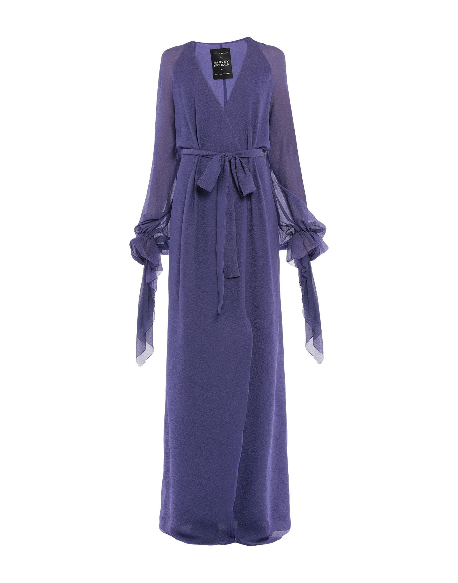 ROLAND MOURET Длинное платье roland mouret свитер