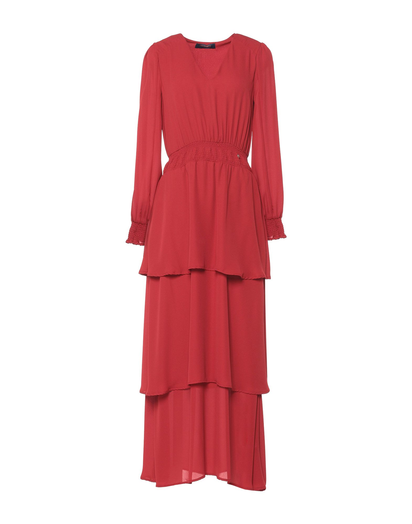 Фото - TRUSSARDI JEANS Длинное платье платье trussardi jeans платье