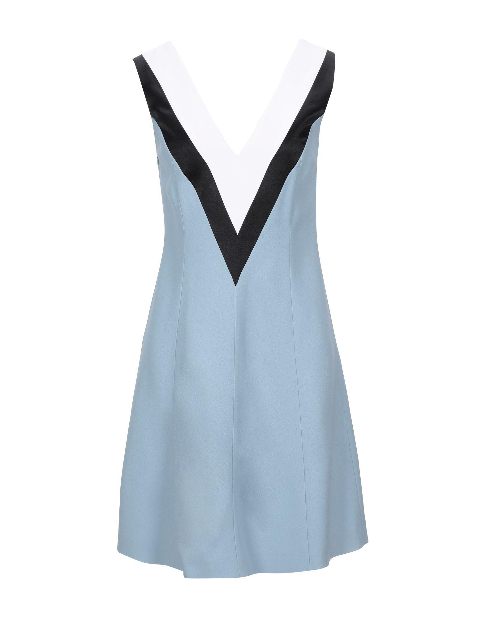 JONATHAN SAUNDERS Короткое платье jonathan saunders длинное платье