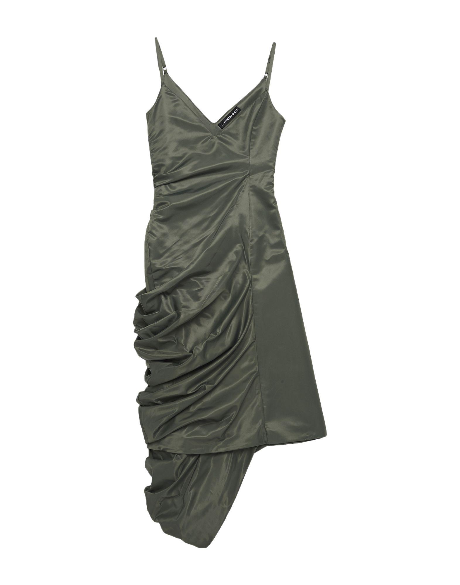 Y/PROJECT Платье длиной 3/4