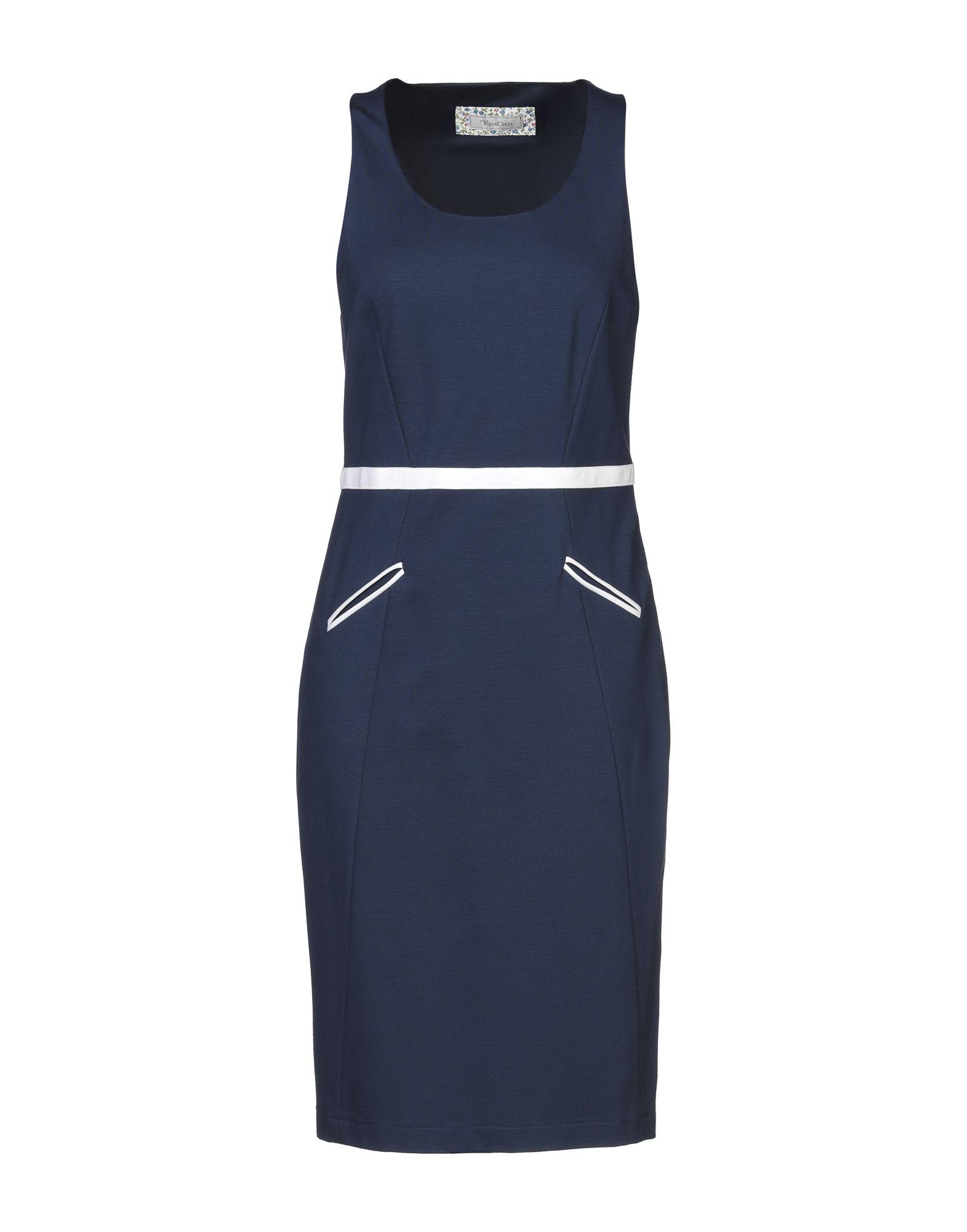 TISH & CASH Платье до колена