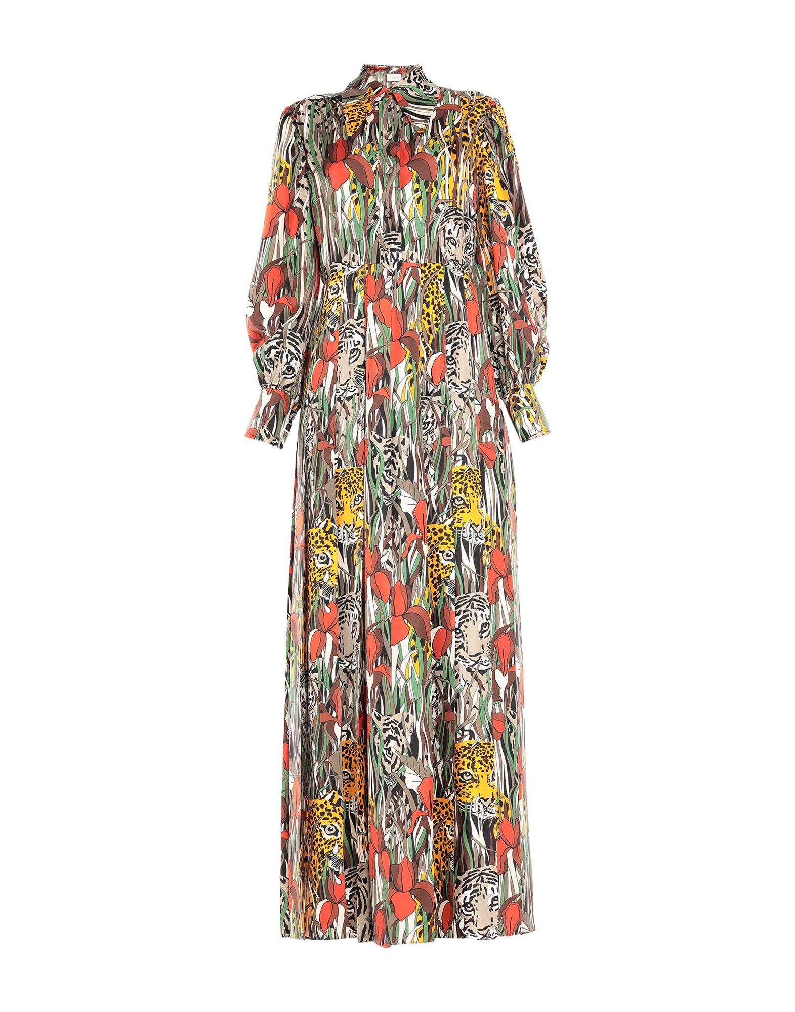 GUCCI Длинное платье платье gucci junior платье