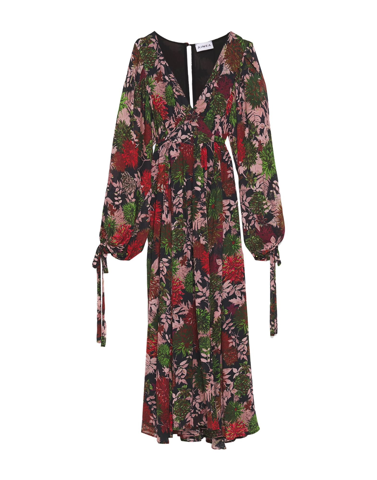 AINEA Длинное платье
