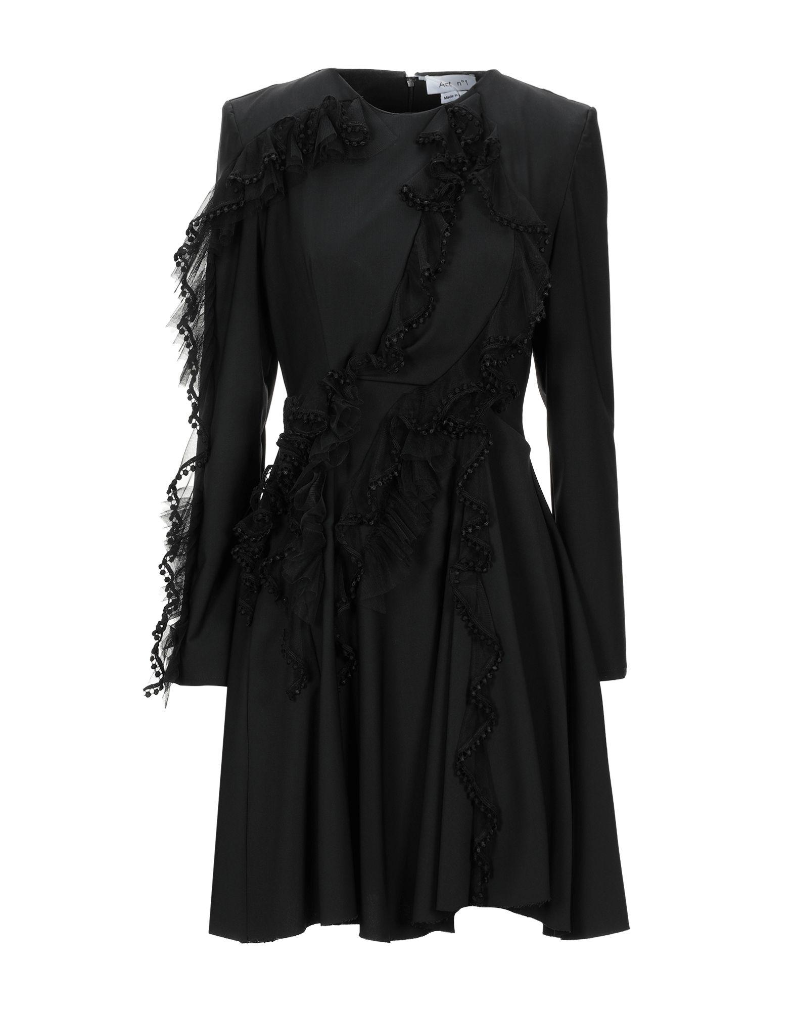 ACT n°1 Короткое платье