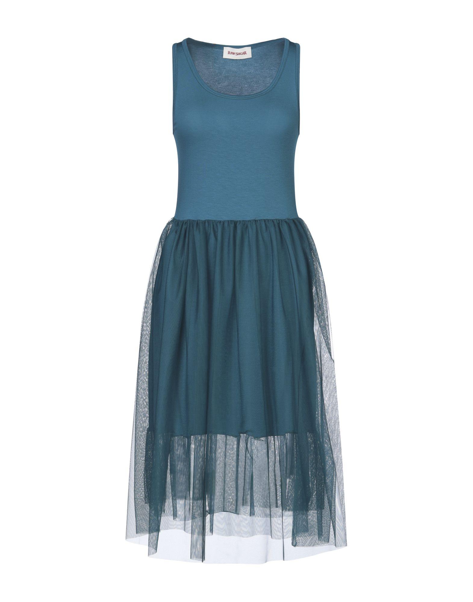 RAW SUGAR Платье до колена