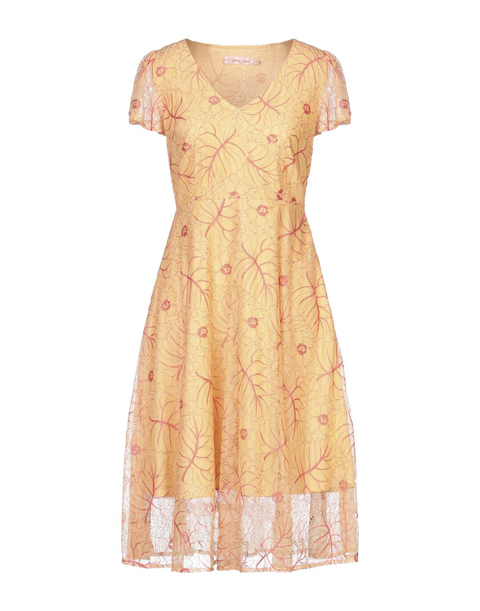 TRAFFIC PEOPLE Платье до колена
