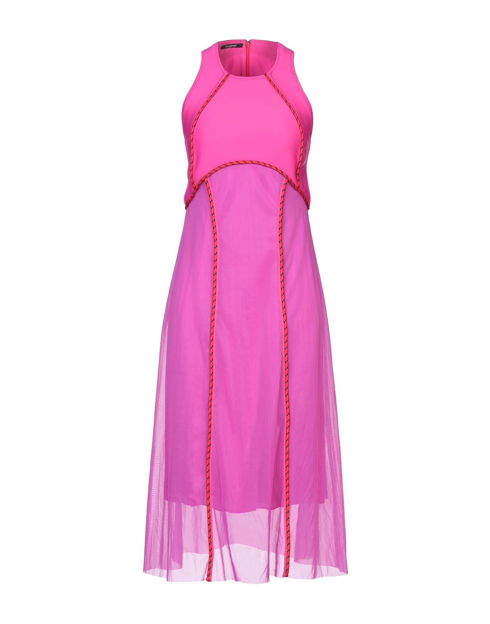 NEIL BARRETT Платье длиной 3/4