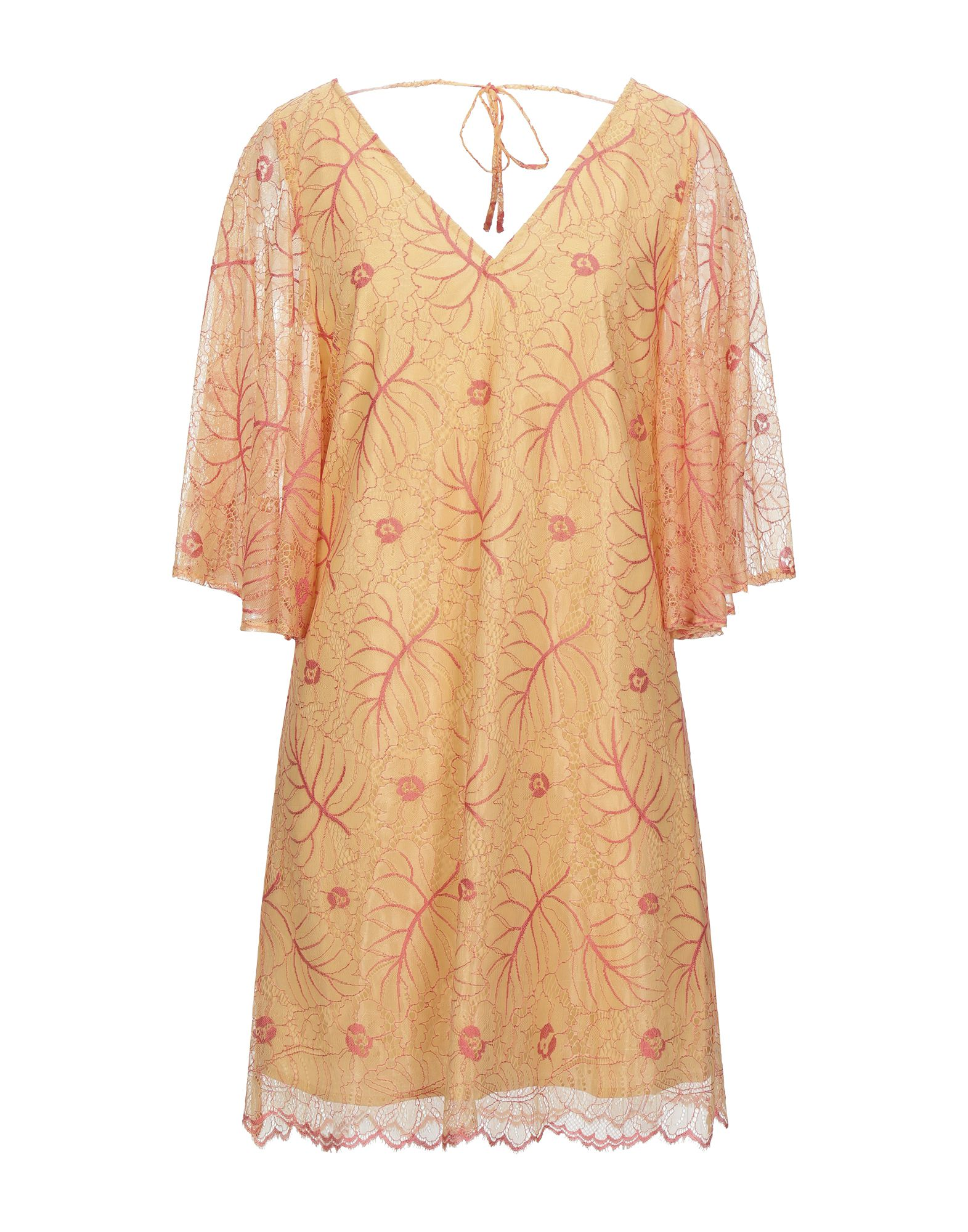 TRAFFIC PEOPLE Короткое платье