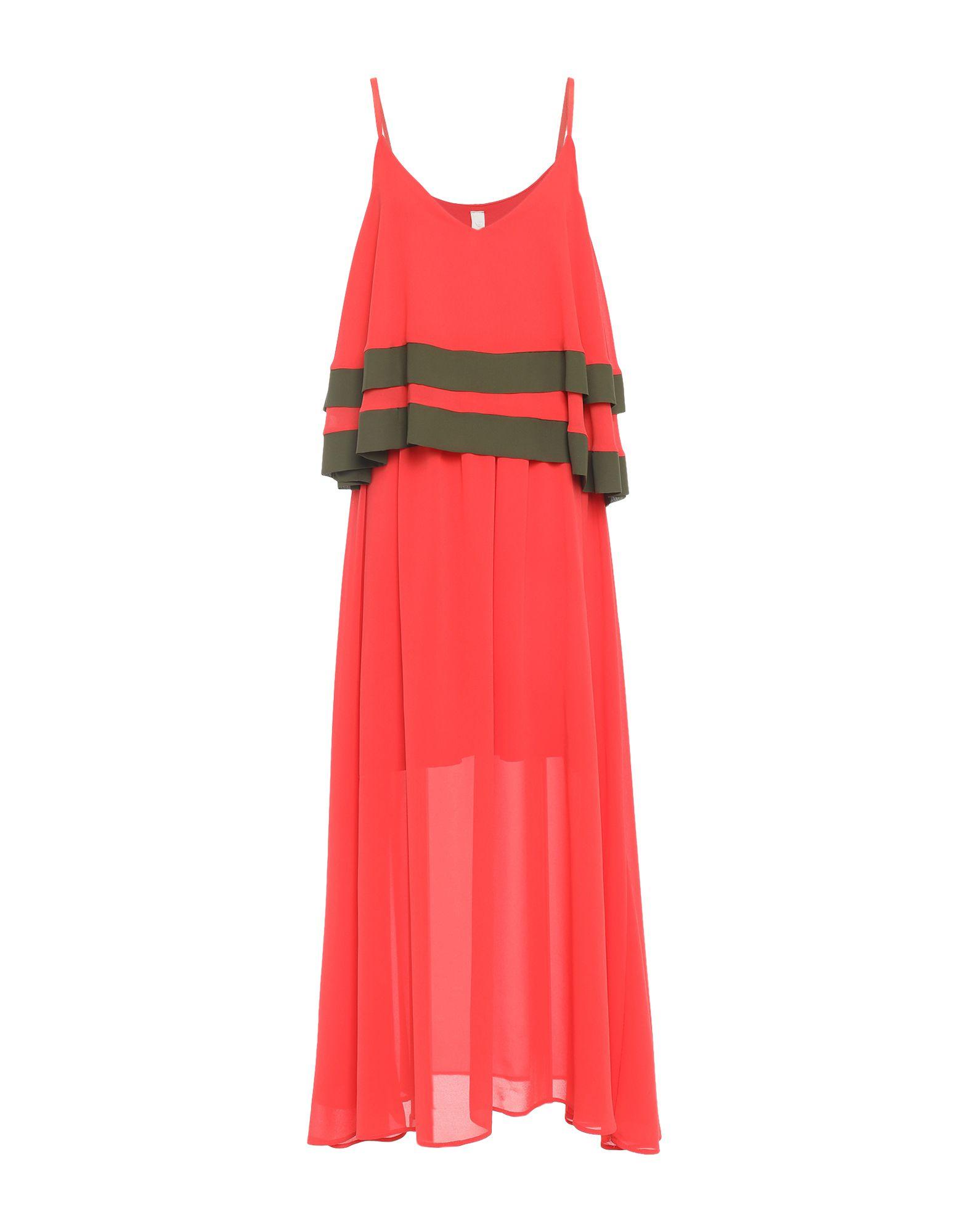 EMPATHIE Длинное платье