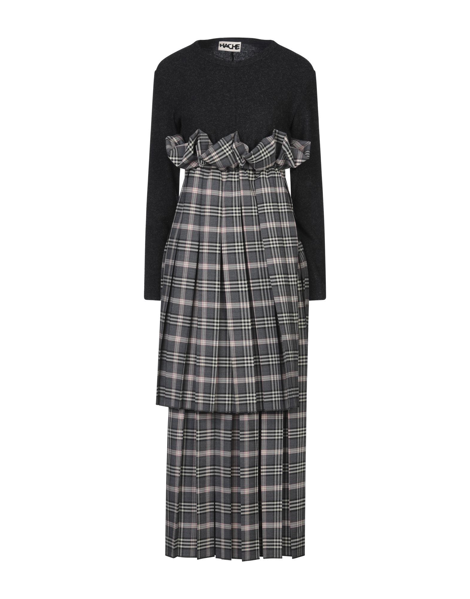 HACHE Длинное платье