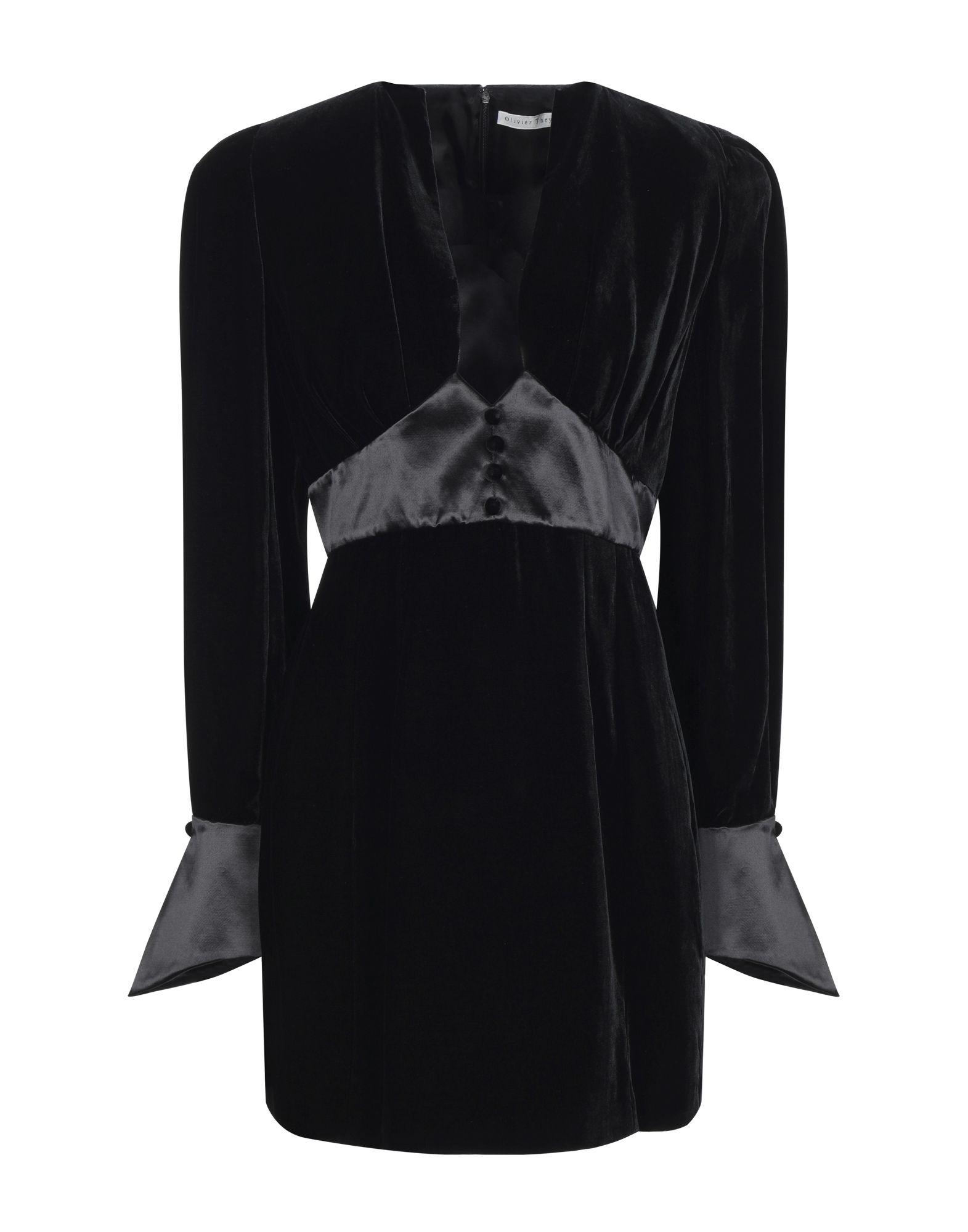 OLIVIER THEYSKENS Короткое платье
