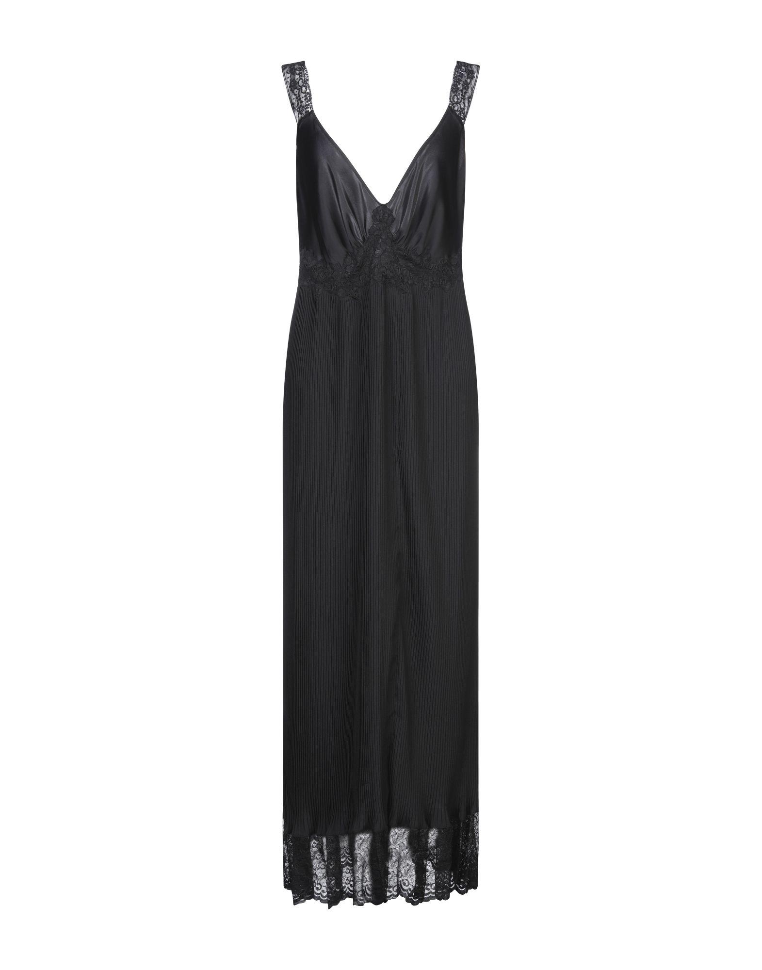 PACO RABANNE Длинное платье