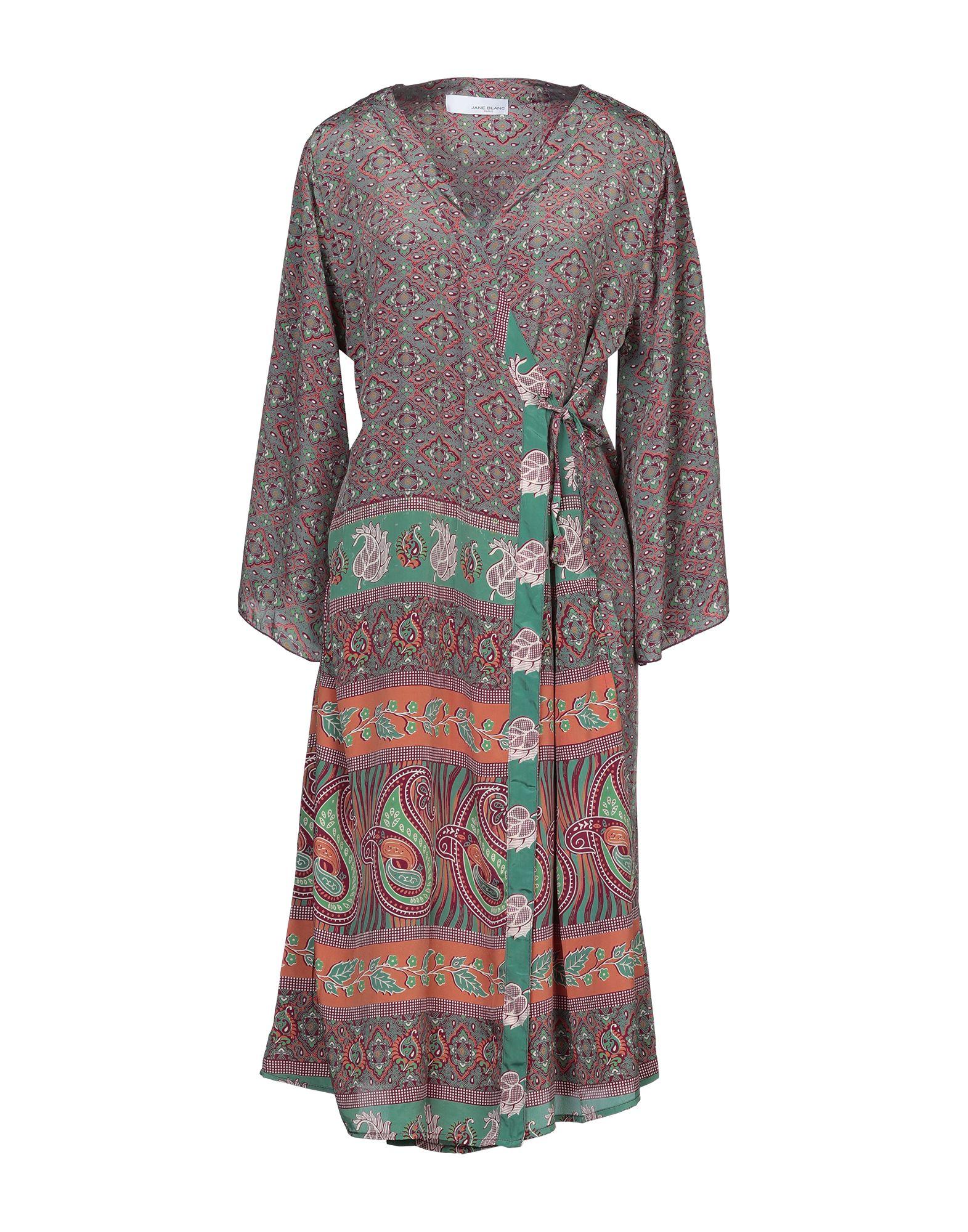 JANE BLANC Paris Платье до колена платье sister jane sister jane si030ewgfvl7
