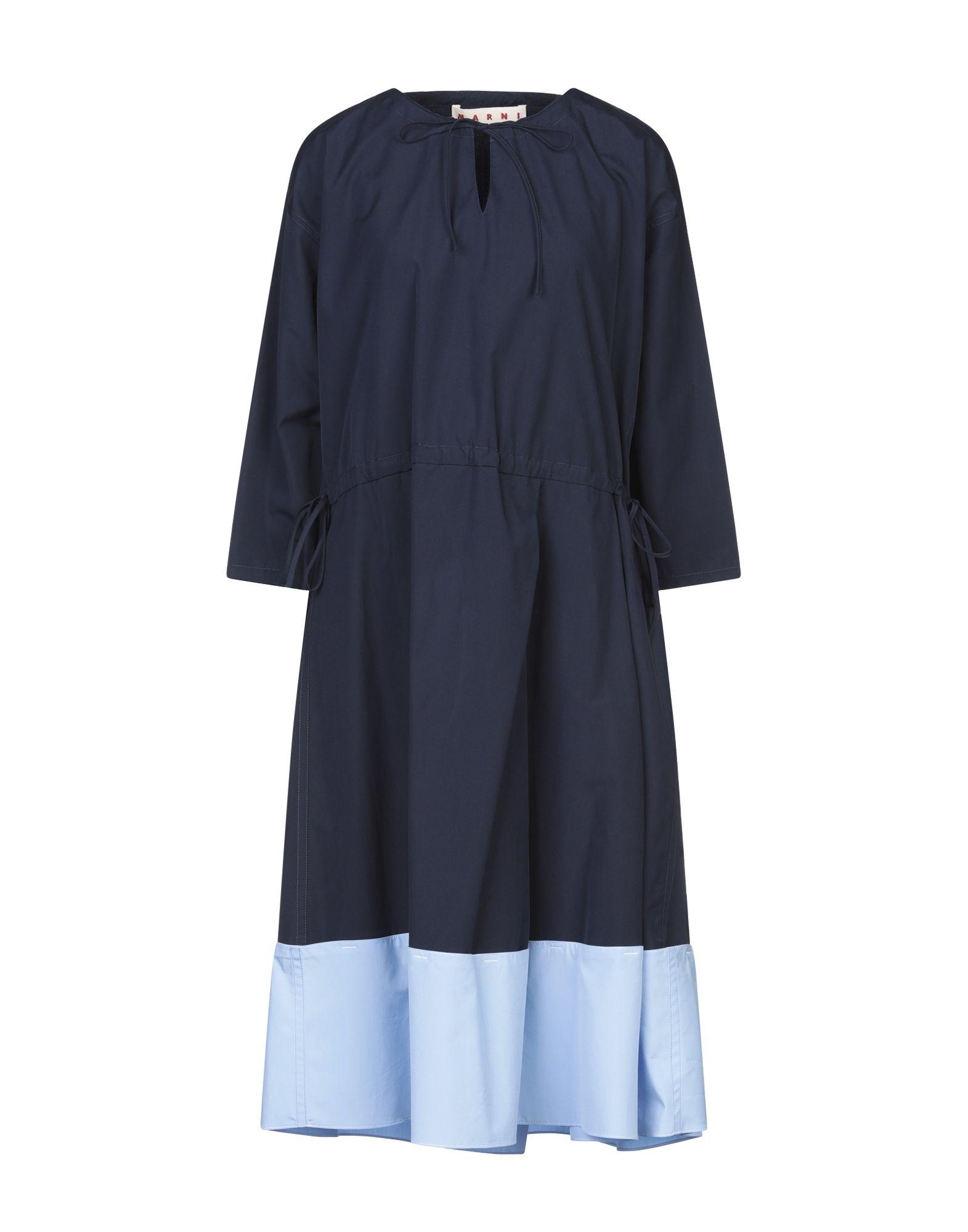 цена на MARNI Платье длиной 3/4