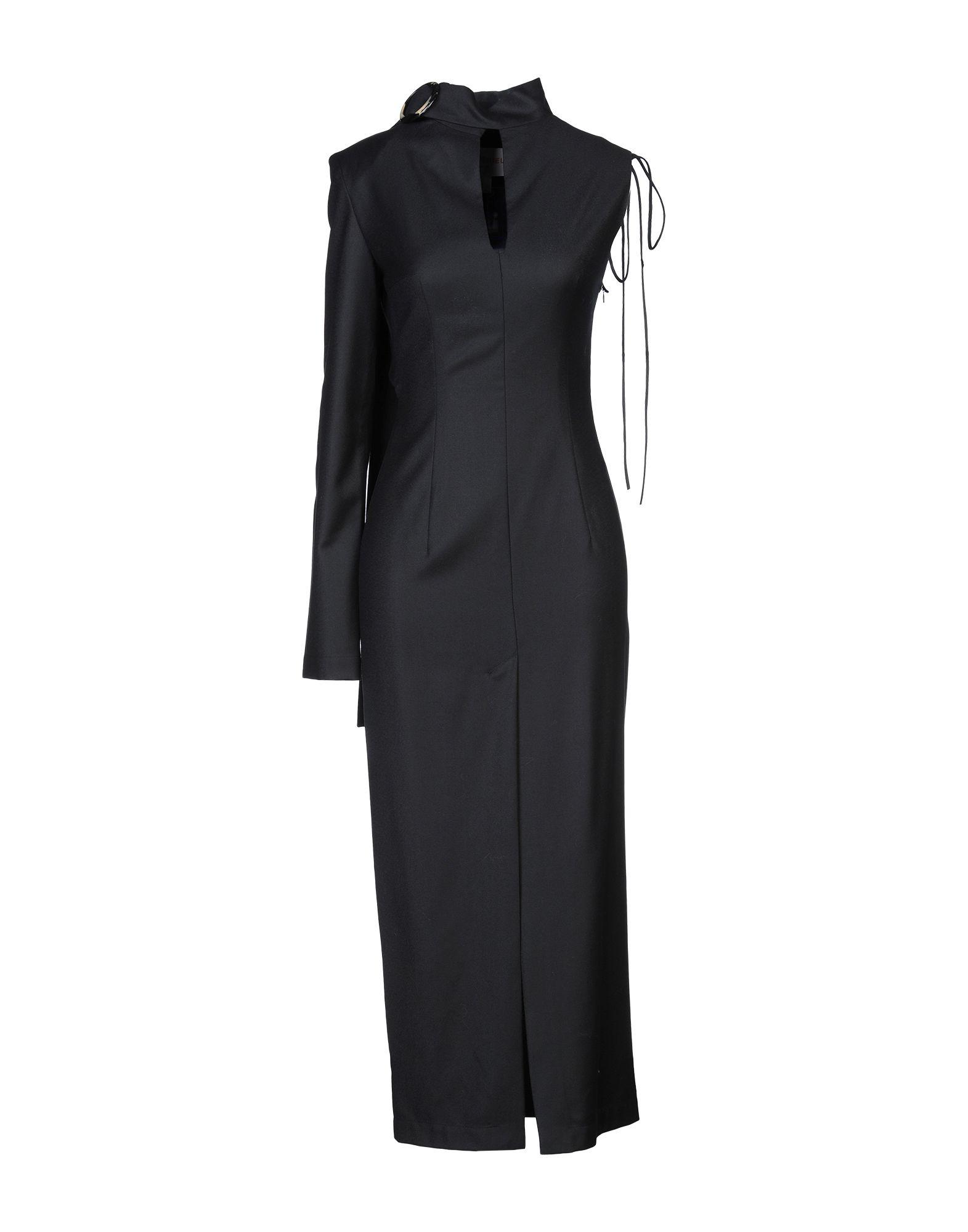 MATÉRIEL Длинное платье