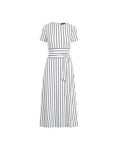 Фото - Платье длиной 3/4 от LAUREN RALPH LAUREN белого цвета