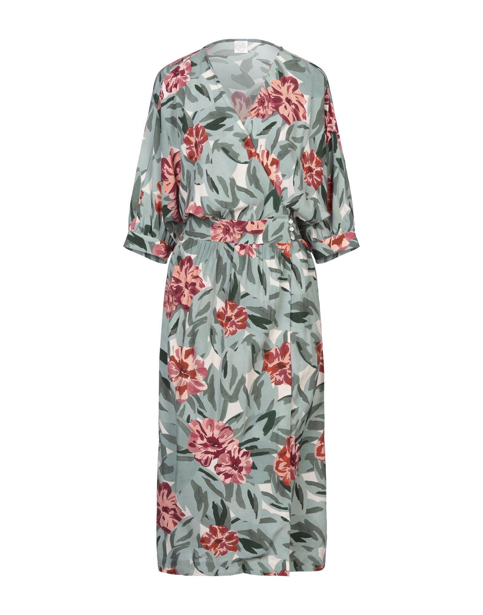 DES PETITS HAUTS Платье длиной 3/4