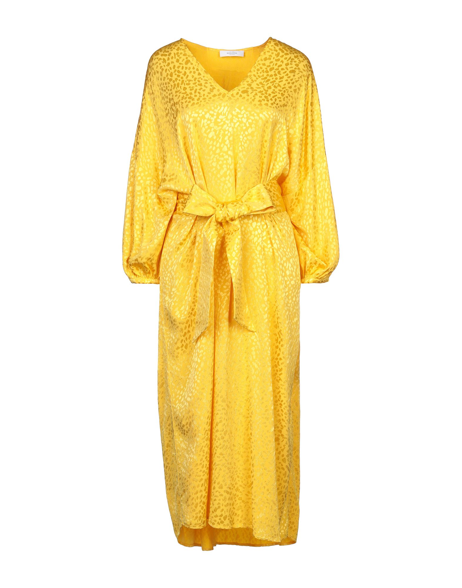 ROSEANNA Платье длиной 3/4 roseanna pубашка