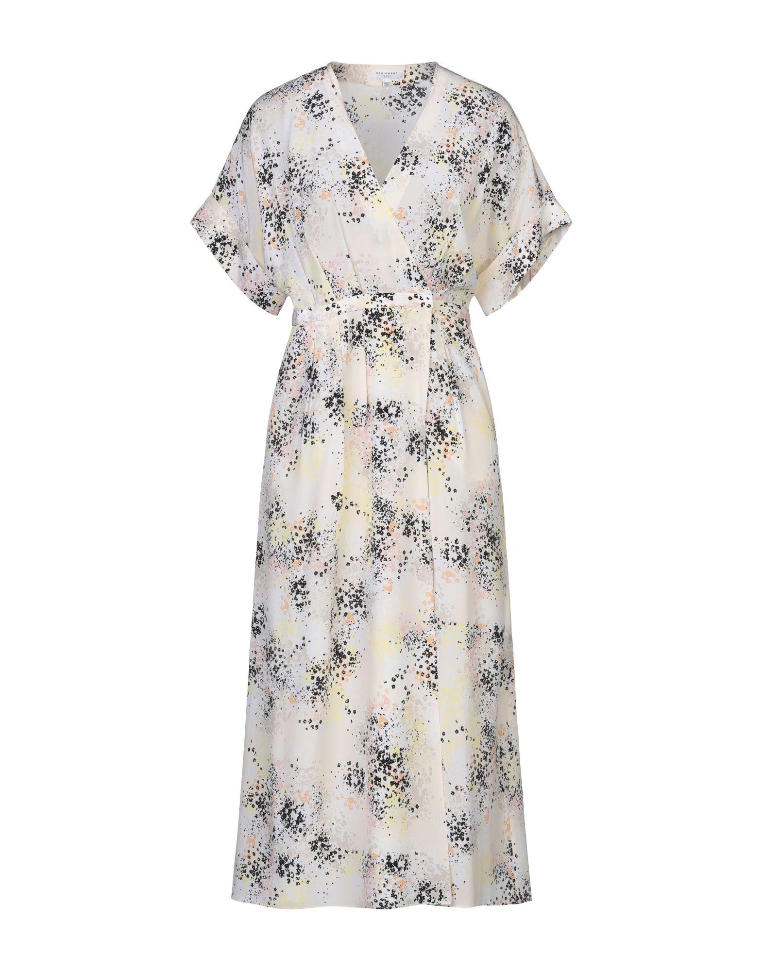 EQUIPMENT Платье длиной 3/4 equipment платье длиной 3 4