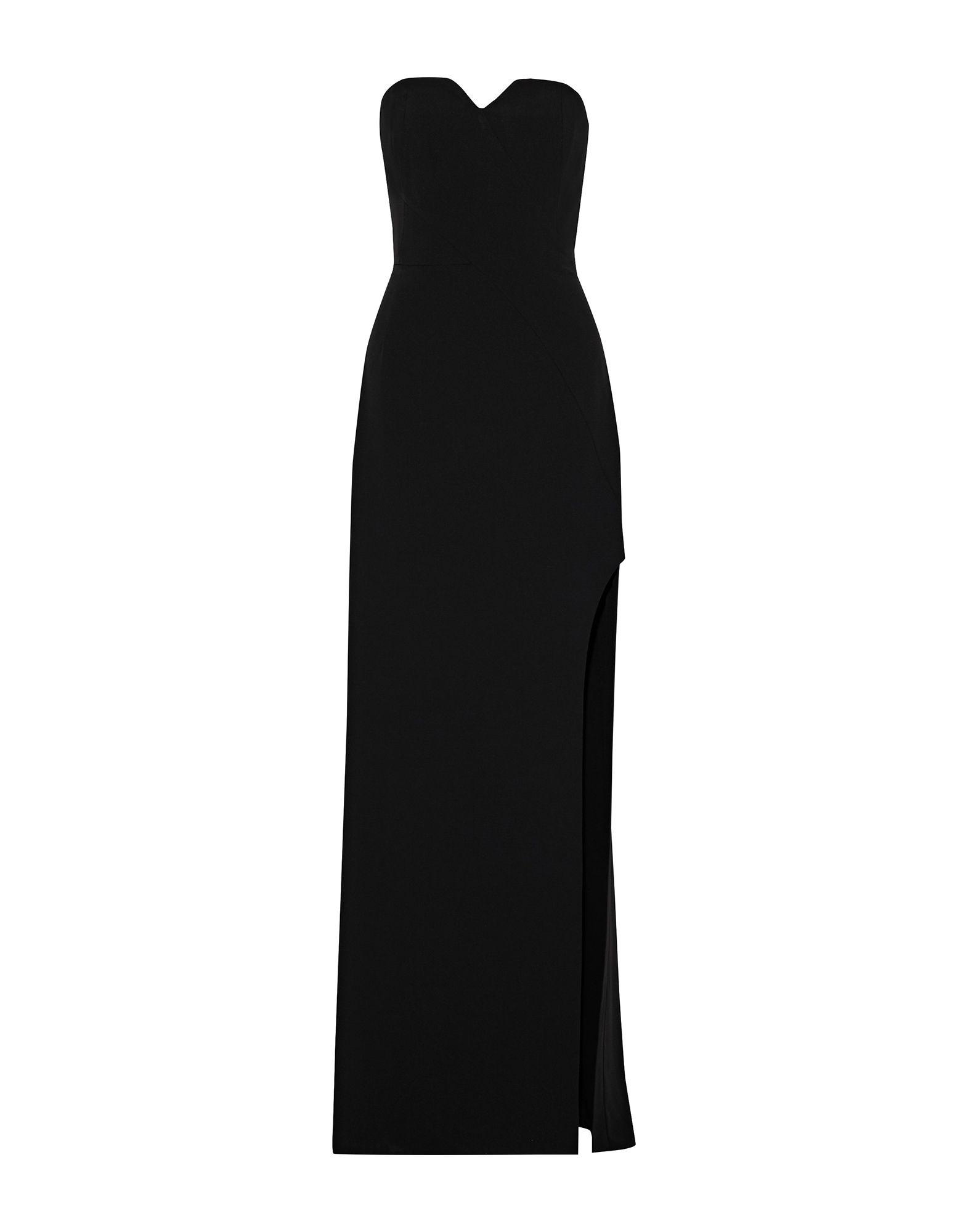 HALSTON Длинное платье