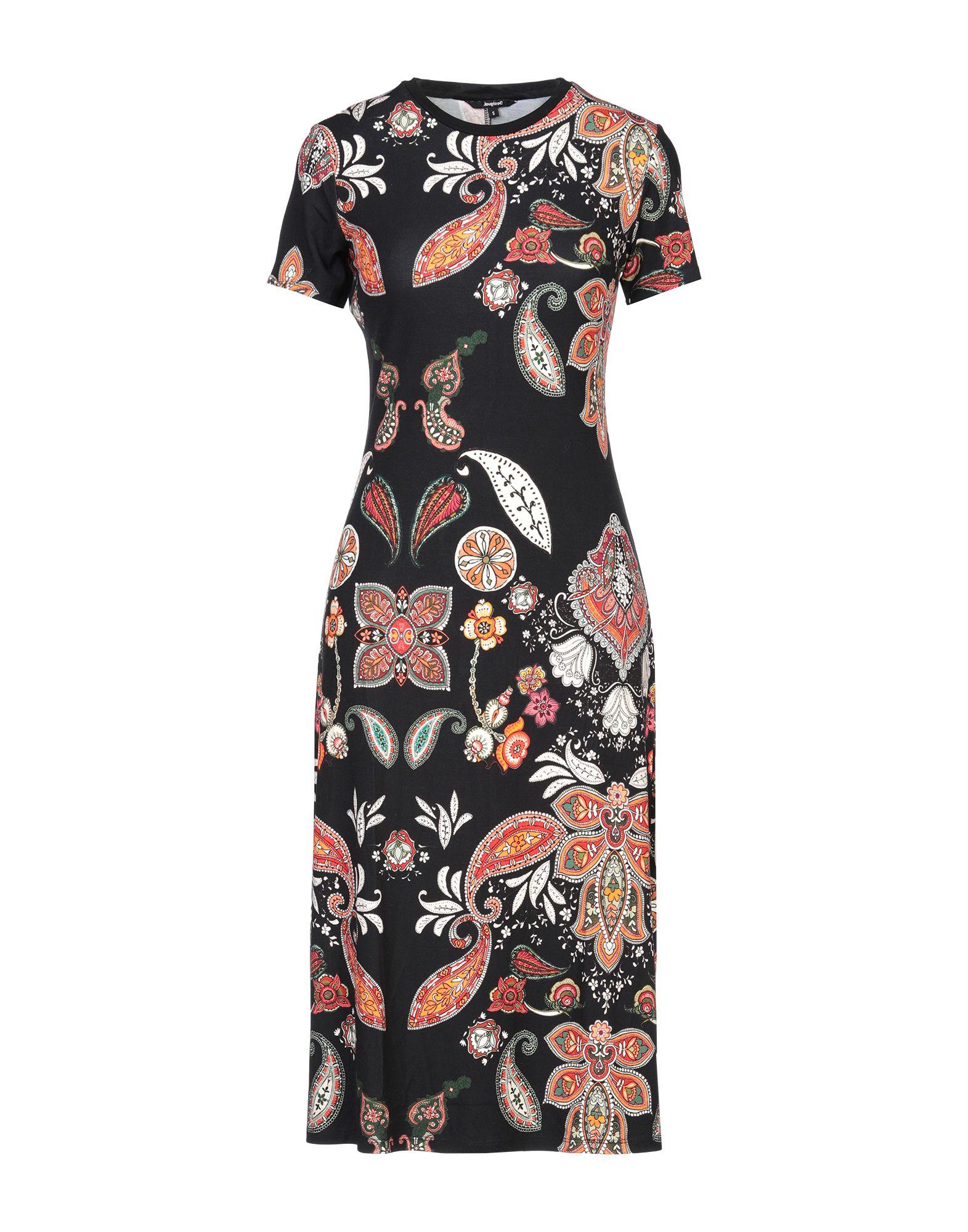 DESIGUAL Платье до колена