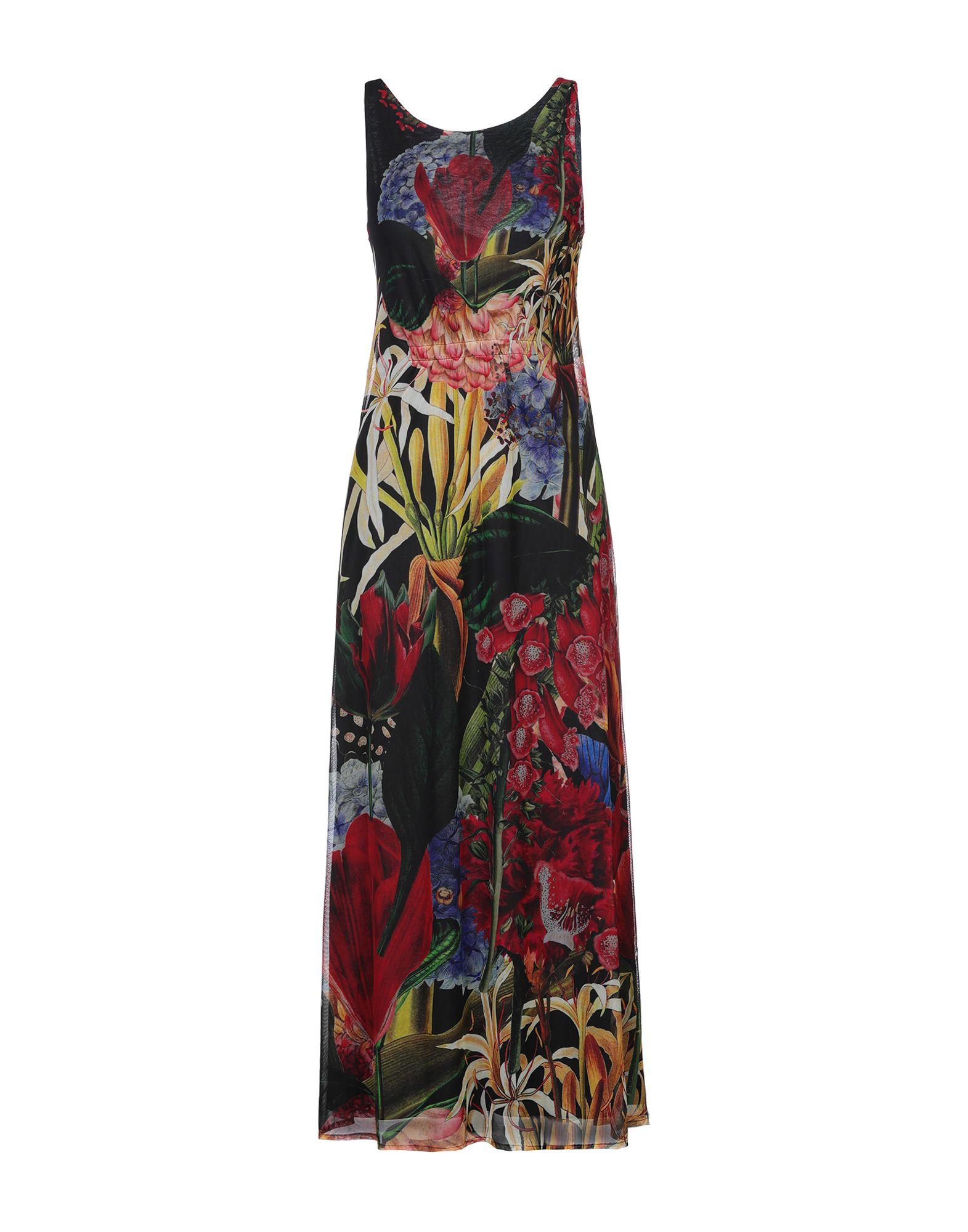DESIGUAL Длинное платье