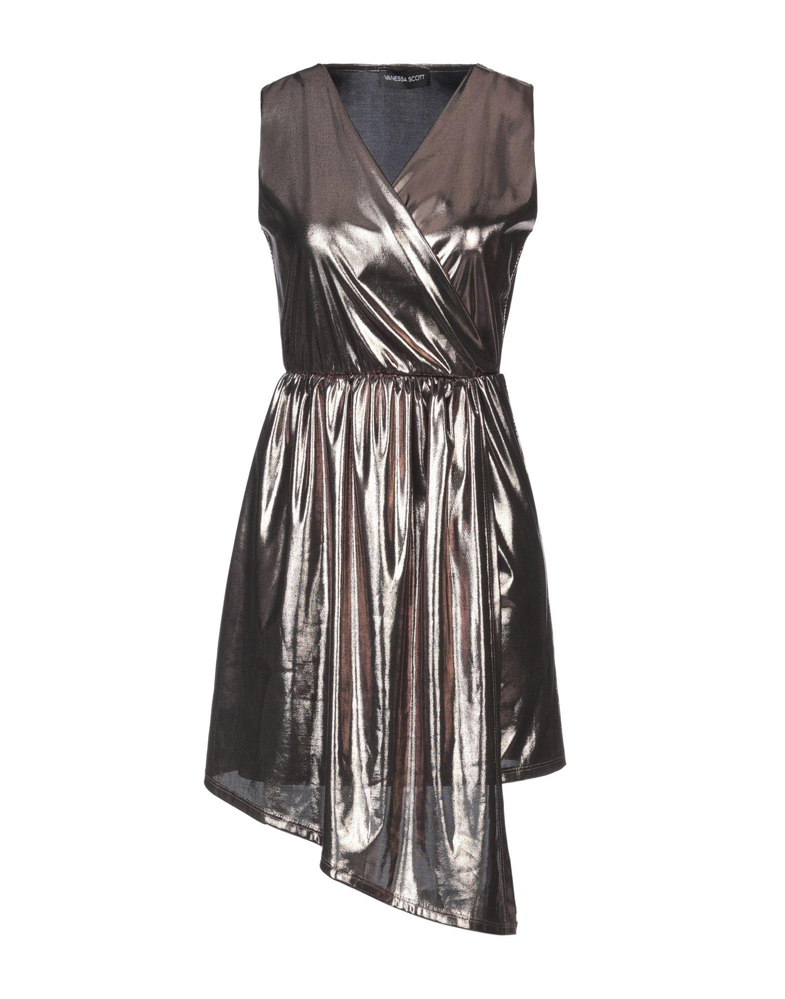 VANESSA SCOTT Короткое платье