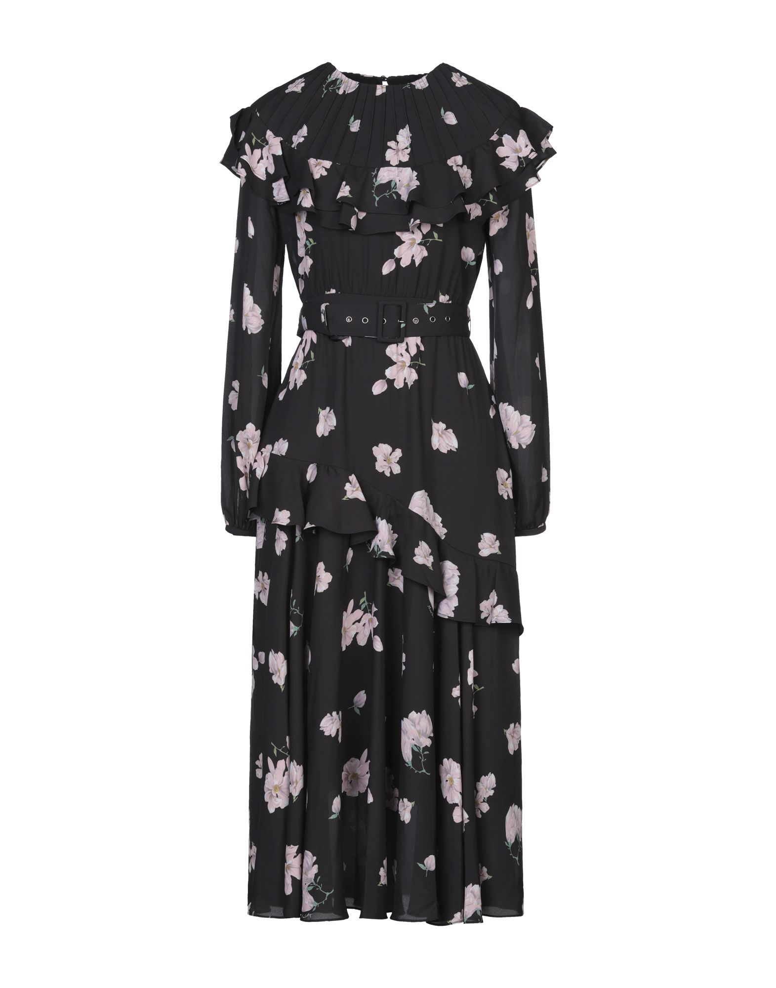 MISS SIXTY Платье длиной 3/4 ремень miss sixty