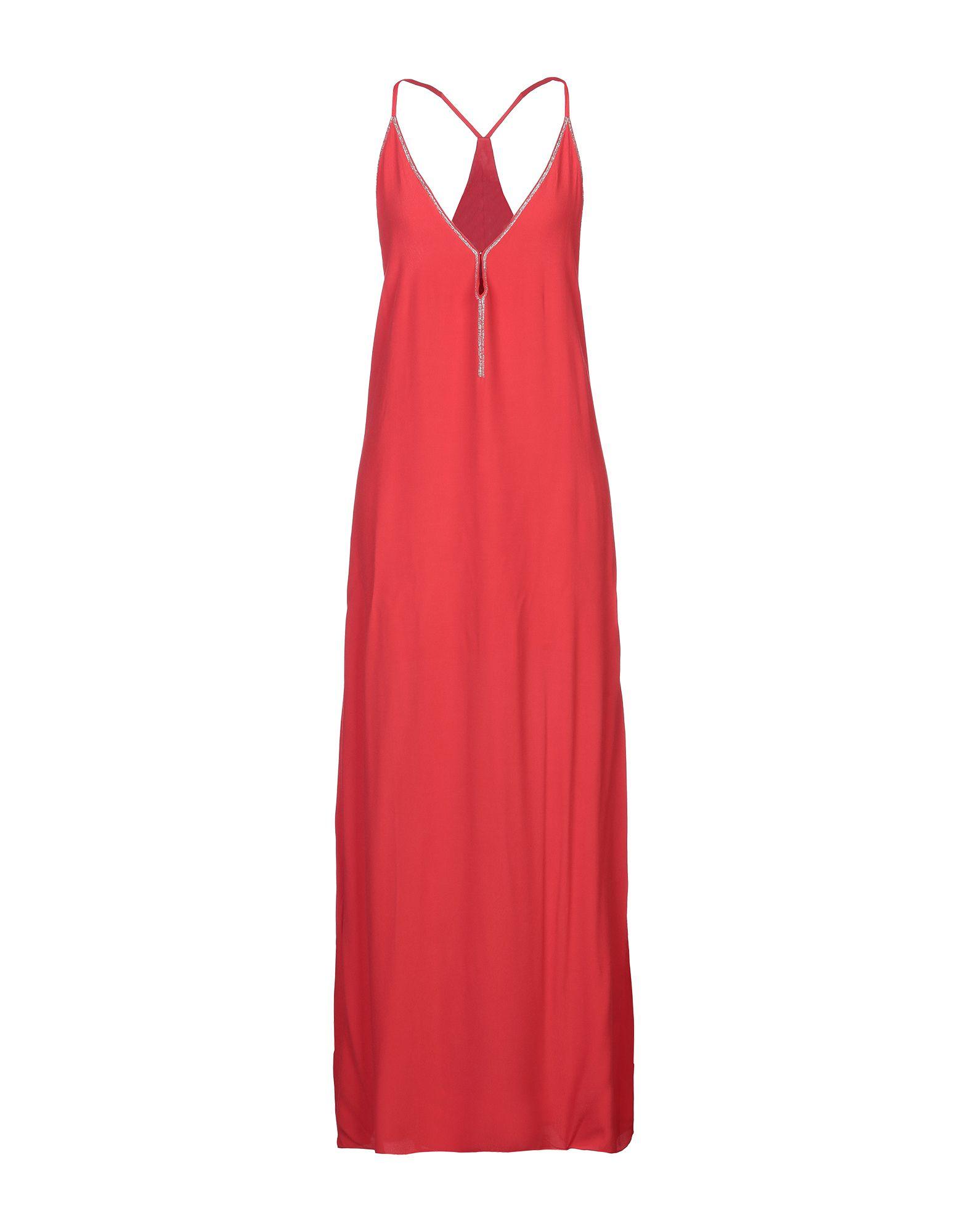 JANE BLANC Paris Длинное платье