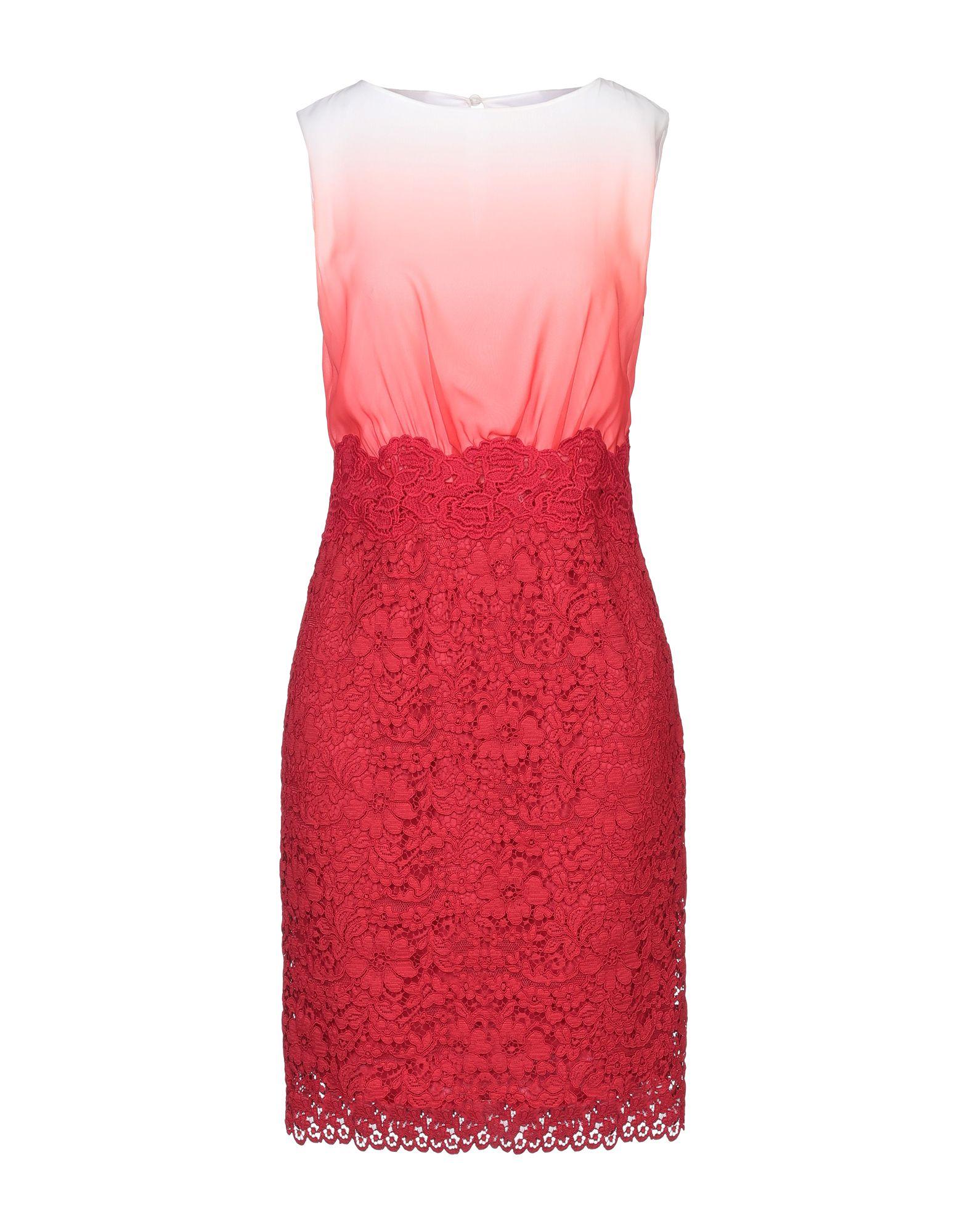 CORTE dei GONZAGA Короткое платье