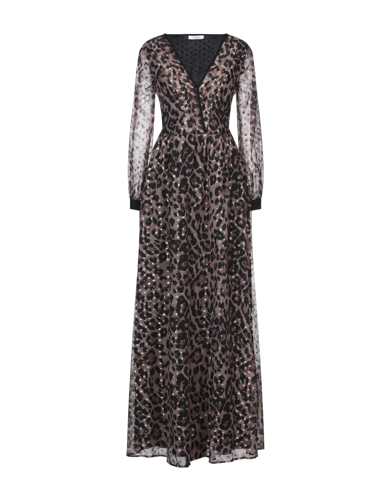 BLUMARINE Длинное платье