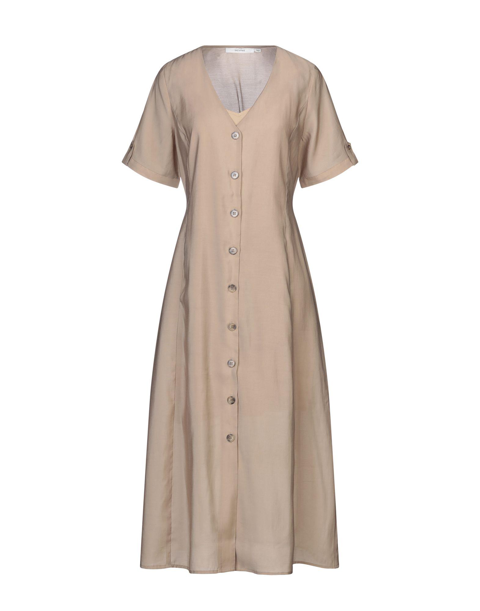 GESTUZ Платье длиной 3/4